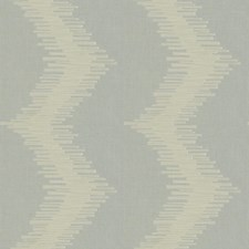 Reed Chevron Drapery and Upholstery Fabric by Stroheim
