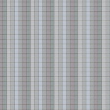 Seafoam Check Drapery and Upholstery Fabric by Fabricut