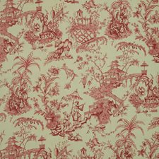 Pistachio Asian Drapery and Upholstery Fabric by Vervain