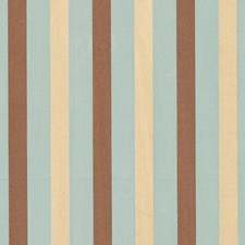 Mist Stripes Drapery and Upholstery Fabric by Vervain