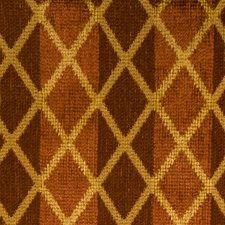 Cinnamon Small Scale Woven Drapery and Upholstery Fabric by Vervain