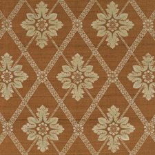 Ginger Floral Drapery and Upholstery Fabric by Vervain