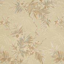 Bamboo Jacquard Pattern Drapery and Upholstery Fabric by Vervain