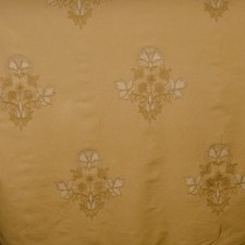 Camel Embroidery Drapery and Upholstery Fabric by Vervain