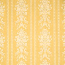 Golden Animal Drapery and Upholstery Fabric by Vervain