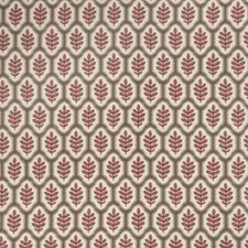 Cherry Blossom Leaves Drapery and Upholstery Fabric by Stroheim