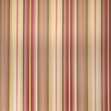 Cherry Blossom Stripes Drapery and Upholstery Fabric by Stroheim