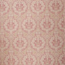 Scarlet Jacquard Pattern Drapery and Upholstery Fabric by Stroheim