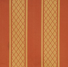 Brick Stripes Drapery and Upholstery Fabric by Trend