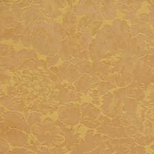 Khaki Floral Drapery and Upholstery Fabric by Trend