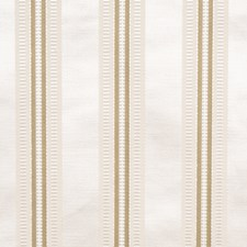 Oyster Stripes Drapery and Upholstery Fabric by Trend