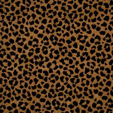 Jet Animal Drapery and Upholstery Fabric by Trend