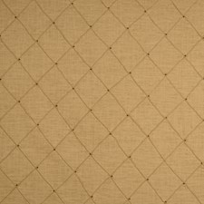 Caramel Diamond Drapery and Upholstery Fabric by Trend