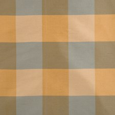 Spa Check Drapery and Upholstery Fabric by Trend
