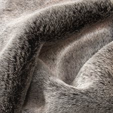 Grey Fox Drapery and Upholstery Fabric by Robert Allen