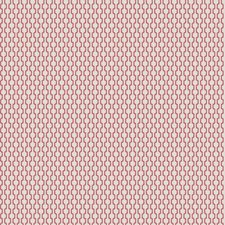 Flamingo Geometric Drapery and Upholstery Fabric by Trend