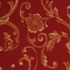 Chili Drapery and Upholstery Fabric by RM Coco