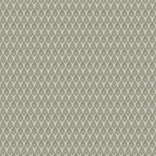 Winter Sky Flamestitch Drapery and Upholstery Fabric by Stroheim
