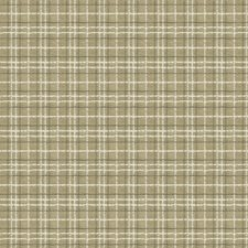 Biscotti Check Drapery and Upholstery Fabric by Stroheim