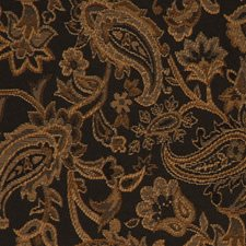 Fern Botanical Foliage Drapery and Upholstery Fabric by RM Coco