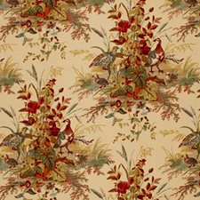 Autumn Drapery and Upholstery Fabric by Schumacher