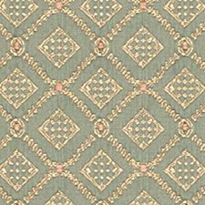 Seafoam Drapery and Upholstery Fabric by Robert Allen