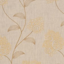 Beige Drapery and Upholstery Fabric by RM Coco