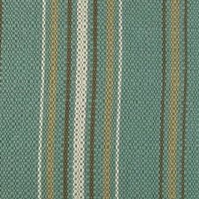 Bass Blue Drapery and Upholstery Fabric by B. Berger