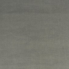 Steel Solid Drapery and Upholstery Fabric by Trend
