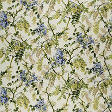 Periwinkle Drapery and Upholstery Fabric by Schumacher