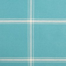 Aegean Plaid Drapery and Upholstery Fabric by Duralee