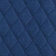 Indigo Diamond Drapery and Upholstery Fabric by Duralee