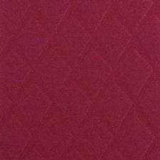 Fuchsia Diamond Drapery and Upholstery Fabric by Duralee
