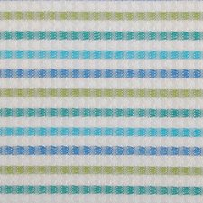 Aqua/green Drapery and Upholstery Fabric by Duralee