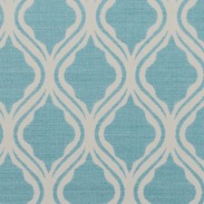 Pool Ogee Drapery and Upholstery Fabric by Duralee