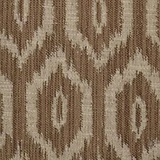 Umber Diamond Drapery and Upholstery Fabric by Duralee