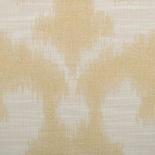 Camel Ikat Drapery and Upholstery Fabric by Duralee
