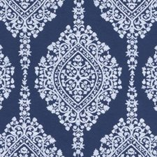 Lapis Ethnic Drapery and Upholstery Fabric by Duralee