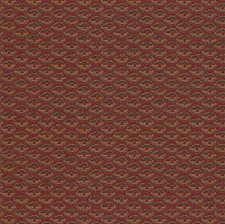 Burgundy/Red/Beige Small Scales Drapery and Upholstery Fabric by Kravet