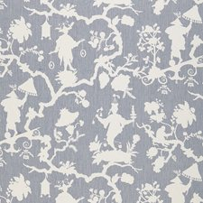 Wisteria Drapery and Upholstery Fabric by Schumacher