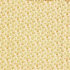 Beige/Green Asian Drapery and Upholstery Fabric by Kravet