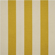Yellow Stripes Drapery and Upholstery Fabric by Kravet