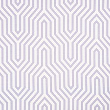 Lavender Drapery and Upholstery Fabric by Schumacher