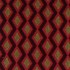 Sangria Drapery and Upholstery Fabric by Highland Court