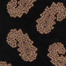Midnight Drapery and Upholstery Fabric by Highland Court