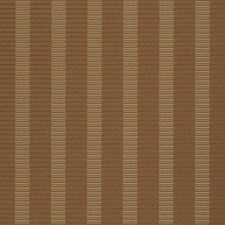 Cognac Stripes Drapery and Upholstery Fabric by Fabricut