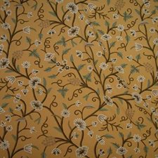Caramel Drapery and Upholstery Fabric by B. Berger