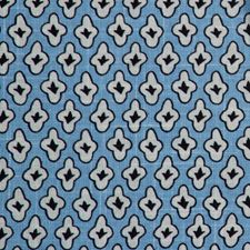 Cabana Blue Drapery and Upholstery Fabric by RM Coco