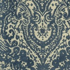 Blue Drapery and Upholstery Fabric by Highland Court