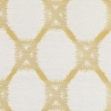 Sunflower Geometric Drapery and Upholstery Fabric by Duralee